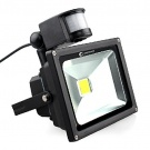 LED人感红外线 50W 感知距离 点灯时间 调节可 GY50W