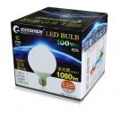 LED灯泡 9W(80W相当)1080LM E26 昼白色 DQ09